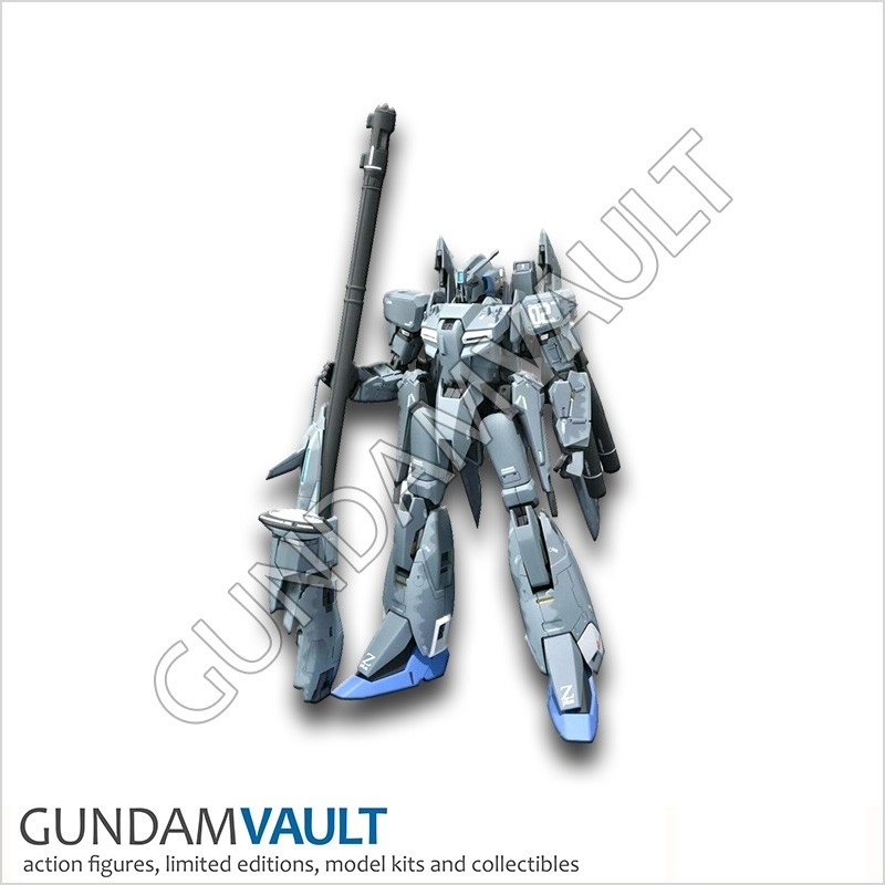 NEW Metal Robot Spirits Z Zeta Plus C1 Ka Signature Gundam Action Figure Bandai